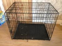 Dog crate / cage size medium