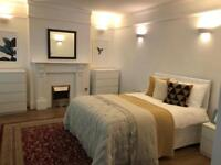 LARGE DOUBLE BEDROOM FOR A SINGLE USE