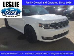 2016 Ford Flex Limited   AWD   Accident Free   Heated Seats