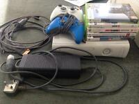 Xbox 360 Bundle (with games £40)