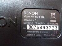denon speakers hi fi