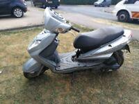 125 moped YAMAHA NXC 125 CYGNUS MOPED Scooter