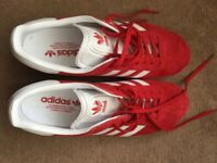 Adidas Gazelle Trainers size 10 - never worn