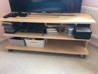 98% new TV stand from IKEA