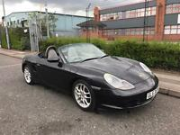 ***PORSCHE BOXSTER 2.7 986 CONVERTIBLE FULL SERV HIST+DRIVES SUPERB*** £6490!