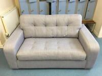 2 seater Harvey's sofa in lilac