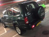 Suzuki grand vitara xl7 seater v tare 4x4 with 7 seats ideal towing/family car v low mls long mot !