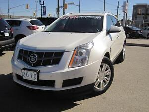 2010 CADILLAC SRX | 2 Sunroofs • Loaded • Leather