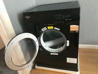 Bush V7SDB 7KG Vented Tumble Dryer - Black