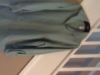 size 22 new light green suit post inc