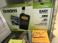 UNIDEN EZI33XLT RADIO SCANNER NEW BOXED
