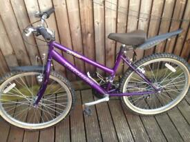 Ladies/ girls bike