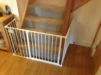 Toddler Safety Stair Gate - BabyDan