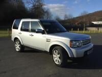 Land Rover Discovery 4 GS 2010