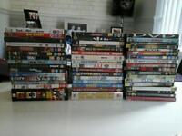 55 dvds