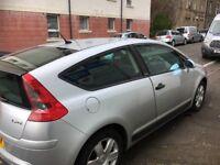 Citroën c4 coupe for sale