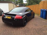 ** AUDI TT 225 QUATTRO - BLACK ** SUPERB CONDITION!! ***