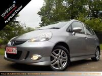 2006 '56 Honda Jazz 1.4i-DSi Sport CVT Automatic – Just 35k Miles / 1 Owner / As New Throughout