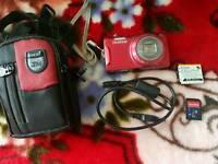 Fujifilm finepix t550 16mp digital camera bundle