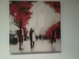 Lovers Canvas
