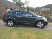 Dodge caliber sxt automatic 07 plate excellent condiction
