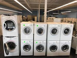 FRONT LOAD WASHERS & DRYERS MEGA SPRING SALE FREE EXPRESS SHIPPING MAJOR BRANDS