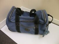 KIPLING BRAND HOLDALL - WANTS TO GO ON HOLIDAY & AS GOOD AS NEW