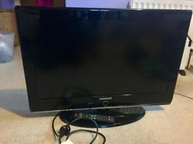 """Samsung 32"""" HD Ready Flat Screen TV Can Deliver"""