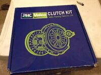 Ford KA-fiestaa Clutch Kit+Sachs Concentric Slave Cylinder