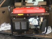 Almost new 4.5 kva generater