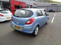Vauxhall Corsa EXCITE AC (blue) 2014-05-30