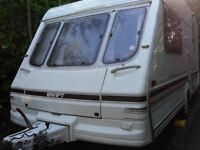 Swift Challenger Two Berth Touring Caravan
