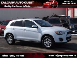 2015 Mitsubishi RVR SE AWC/LEATHER/EASY FINANCING AVAILABLE
