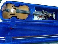 Entry level violin