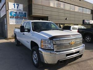 2011 Chevrolet SILVERADO 2500HD LT  Extended Cab Long Box 4X4 Ga