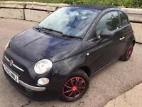 Fiat 500C 1.2 Petrol 2owners convertible new mot