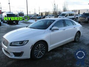 2017 Lincoln MKZ Select Hybrid 5 Passenger Front Wheel Drive