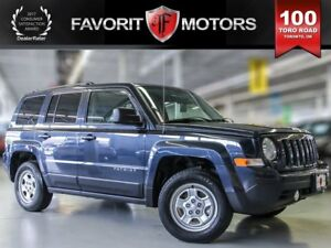 2015 Jeep Patriot Sport/North, AWD with Power Options