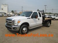 2011 Ford F-350 XLT 4X4, 9 Ft DECK + MORE!!!