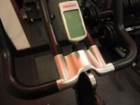 KEISER M3 SPIN BIKE - FULLY REFURBISHED BY KEISER UK. SINCE UNUSED.