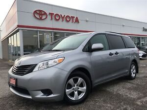 2012 Toyota Sienna Certified and E-tested, Carproof Clean, Off L