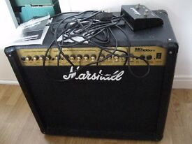 Marshall MG100DFX Guitar Amplifier