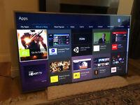 JOBLOT 8x Samsung UE55JU6800 LED 4K Ultra HD Nano Crystal Smart TV, 55