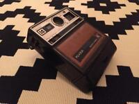 Retro vintage Polaroid - Kodak camera