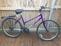 Raleigh Cassis Bike Ladies Commuter