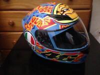 AGV Helmet Valentino Rossi Model