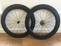 Roval CLX 64 carbon road wheels