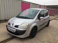 RENAULT MODUS 2009REG 1.2 FOR SALE
