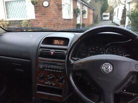 Vauxhall Astra Estatek