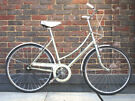 Lovely Dutch style Small Ladies  Raleigh, 3 Speed Vintage bike, Serviced